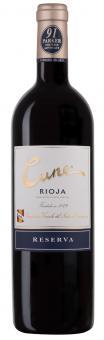 Cune Tinto Reserva 2010 online günstig kaufen, EXZELLENTER Rotwein, 91 Parker-Punkte. Ein Spitzen-Klassiker!