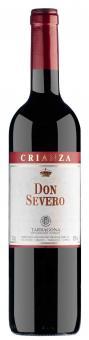 DON SEVERO Tinto Crianza 2009, eine sehr gute & solide Crianza zum Einstieg in die Genußwelt.