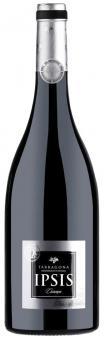IPSIS Tinto Crianza 2010, Rotwein komplexer Wein mit Röstnoten, Waldfrüchten, rauchig.