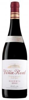 Viña Real Reserva 2010 online kaufen, satte 93 Punkte Guia Penin,TOP-D.O.Ca Rioja von Cune hier bestellen